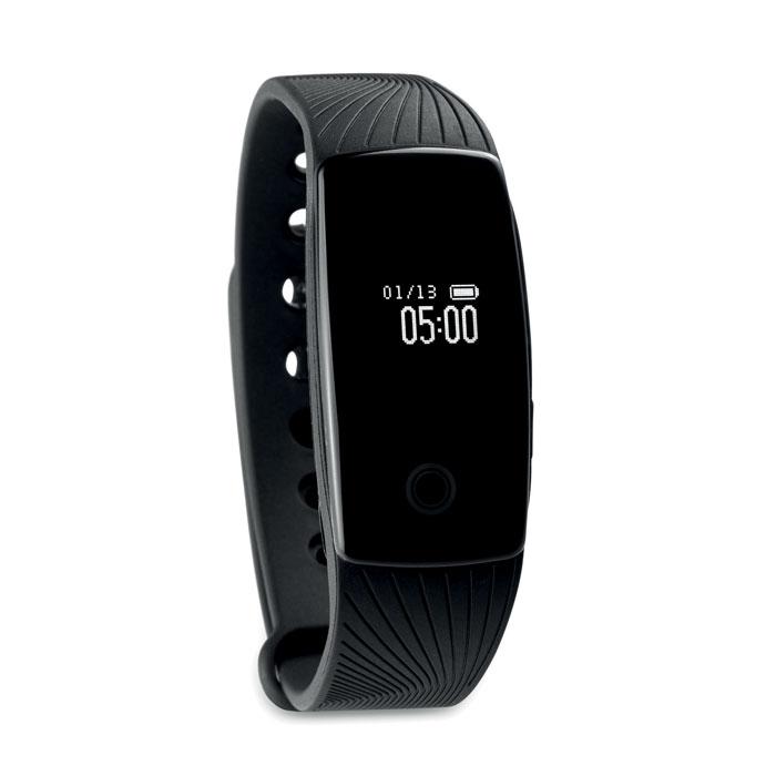 Skridttæller - Bluetooth fitness tracker - Risum